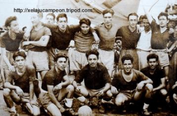 Equipo de futbol Xelaju, 1943