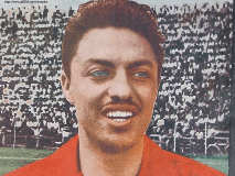 Mario Camposeco, futbolista