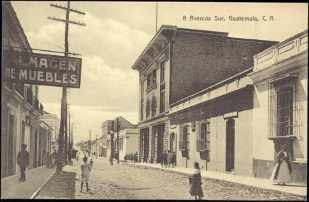 xx la nueva guate de la asuncion - La Nueva Guatemala de la Asunción (Ciudad de Guatemala)