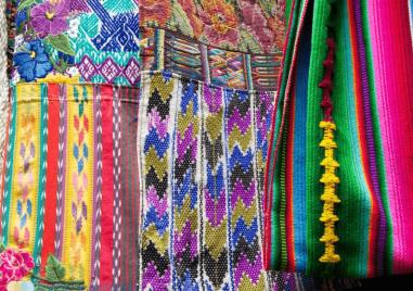 Tejidos de Guate foto por fotosdemitierra com - Artesanos Tejedores de Salcajá, Quetzaltenango