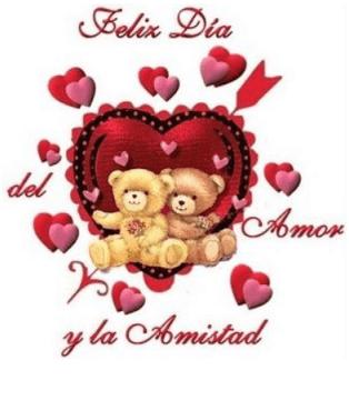 dia del carino arte grafico 1 para el dia del carino - El Día del Cariño para Enamorados, Amigos y Familia
