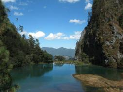 Laguna Magdalena Chiantla Huehuetenango foto por José Daniel Herrera Tello - El Departamento de Huehuetenango