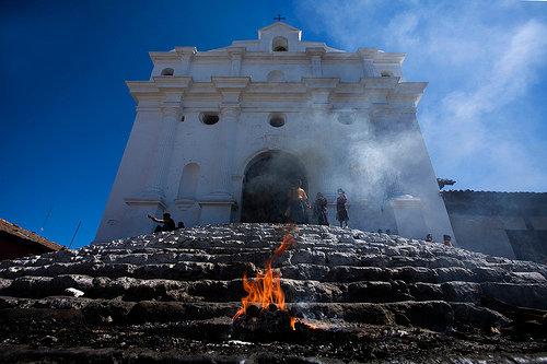 chichi - La ciudad de Chichicastenango
