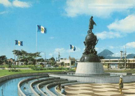 Monumento de Cristobal Colon en la Avenida las Americas - Los Viajes del Monumento a Cristóbal Colon