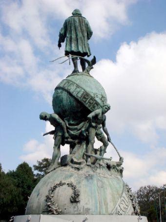 cristobal colon 4 - Los Viajes del Monumento a Cristóbal Colon