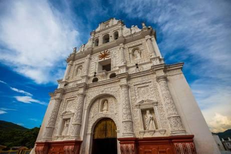 Iglesia de San Cristobal Acasaguastlan, El Progreso - foto por Ivan Castro Guatemala