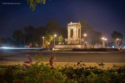 Plaza España foto por Pablo Méndez Garzona Photography Design. - El Origen de La Plaza España