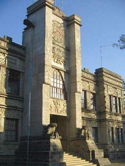 Palacio Maya de San Marcos - por fotosdeguatemala.com