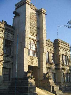 palacio maya 2 - El Origen del Departamento de San Marcos