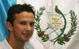 Kevin Cordón, jugador de bádminton