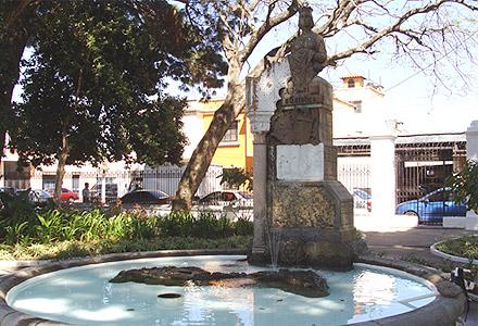 parque isabel la catolica por muniguate.com  - El Origen del Parque Isabel la Católica