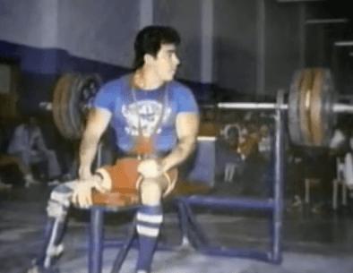 rolando de leon 11 - José Rolando de León, campeón de levantamiento de pesas