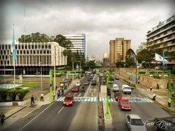 Centro Cívico Zona 4 de la ciudad Capital foto por Dave Gt Rojas - Galería – Fotos de la Ciudad de Guatemala