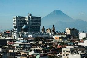 Ciudad de Guatemala - foto por Oscar Sierra