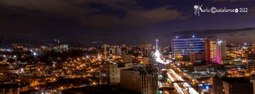 Ciudad de Guatemala - foto por Karla Castellanos.
