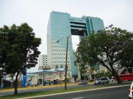 Edificio Tikal Futura - foto por Juan Tajiboy