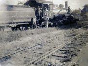 Foto del recuerdo Raul Garcia cuando trabajaba en el ferrocarril foto por Guillermo Gonzales - Galería – Fotos del Ferrocarril de Antaño en Guatemala
