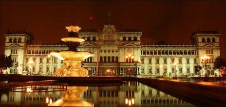 Palacio Nacional del Arte y la Cultura foto por Javier Elizardi - Galería – Fotos de la Ciudad de Guatemala