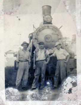 Recuerdos del Ferrocarril en Guatemala Foto por Guillermo Gonzales - Galería – Fotos del Ferrocarril de Antaño en Guatemala