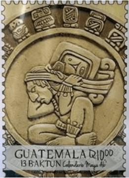estampilla postal foto por cnn - El Origen de La Primera Estampilla Postal de Guatemala