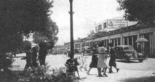 El Portal del Comercio de la Capital - 1940