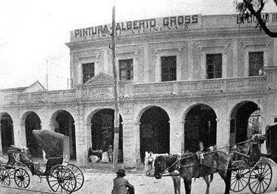 El Portal del Comercio principios de 1900s - Galería – Fotos de Guatemala de Antaño
