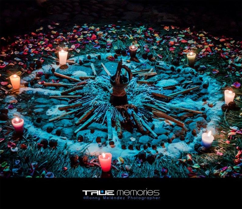 Baktun 13, altar Maya - foto por True Memories Photography
