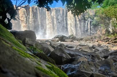 Cataratas Los Amates Santa Rosa foto por Rodrigo Bauer - Galería - Fotos de Cataratas y Cascadas en Guatemala