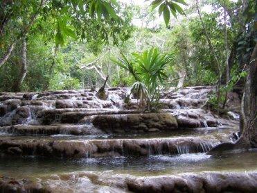 cataratas b13 calzada mopan peten Julian Colmenares - Galería - Fotos de Cataratas y Cascadas en Guatemala