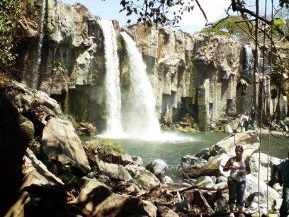 cataratas p2 Cataratas de Oratorio Santa Rosa foto por Jairo Menéndez. - Galería - Fotos de Cataratas y Cascadas en Guatemala
