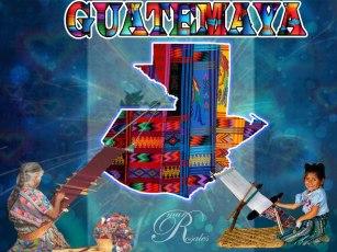 Arte Grafico por Omar Rosales - Galería - Arte Gráfico de Temas de Guatemala