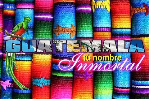 Arte gráfico de Guatemala composición por Enrique Escobar - Galería - Arte Gráfico de Temas de Guatemala