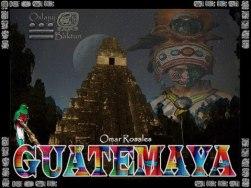 Arte gráfico de Guatemala composición por Omar Rosales 1 - Galería - Arte Gráfico de Temas de Guatemala