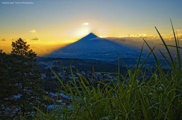 Atardecer en la Ciudad de Guatemala 2 foto por Waseem Syed - Galeria - Fotos de Guatemala por Waseem Syed