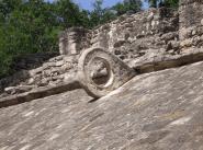 Juego de Pelota M por locuraviajescom - El Juego de Pelota de Los Mayas