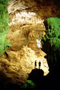 Cavernas Verapaces - foto por Ricky Lopez Bruni
