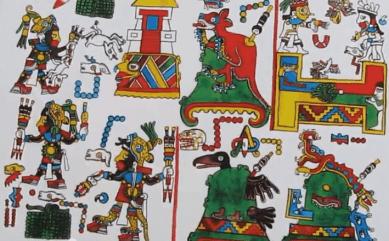 Lacambalam dibujo 2 - Lacambalam - Primer Libro de las Américas