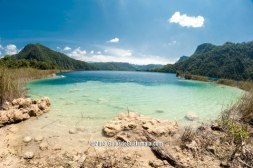 Laguna Brava Nentón Huehuetenango foto por Maynor Marino Mijangos - El Departamento de Huehuetenango