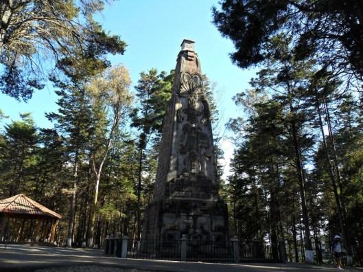 Monumento a Justo Rufino Barrios Cerro Baul Quetzaltenango foto por Juan Arturo Martinez e1369246758307 - Galería - Fotos de Monumentos, Estatuas y Esculturas en Guatemala
