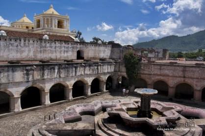 Convento de La La fuente de la Merced, Antigua Guatemala - foto por Karla Castellanos