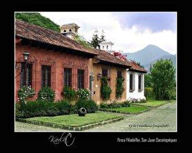 Finca Filadelfia San Juan Sacatepéquez foto por Karla Castellanos - Galeria - Fotos de Guatemala por Karla Castellanos