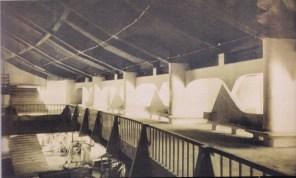Construcción Teatro Nacional Interiores - La construcción del Teatro Nacional