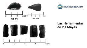 Las Herramientas de los Mayas