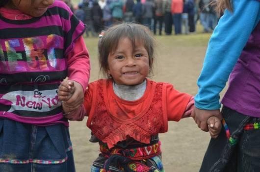 Rostros de niños 1 Fotografía por Jess Herrarte - Rostros de Esperanza en Sololá por Organización HOPE Worldwide