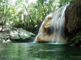 Guía Turística – Finca El Paraíso Cascada de Agua Caliente