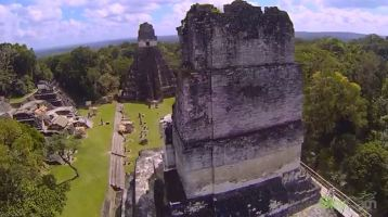Video Aéreo – Visita Guatemala