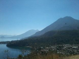 Vista panorámica de San Juan La Laguna - Guía Turística - San Juan La Laguna, Sololá