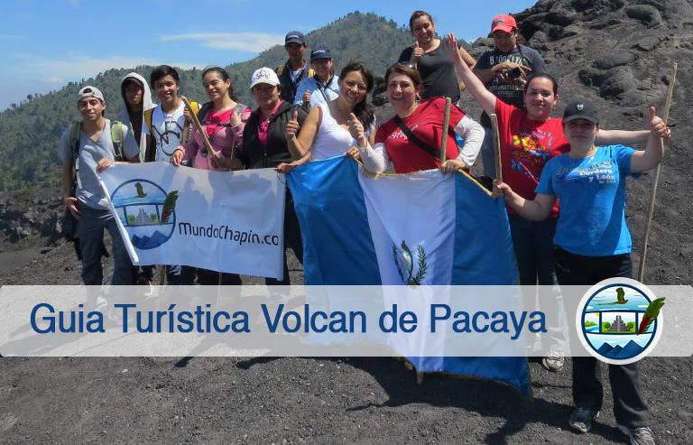 Guía Turística – Volcán de Pacaya