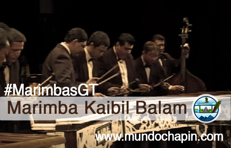 Video Musical – Marimba Kaibil Balam y Acordion