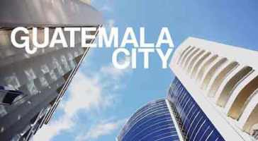 Video Turistico – Guatemala City